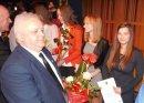 Gimnazjum wWandowie - Uczniowie idyrektor docenieni wWojewództwie Pomorskim